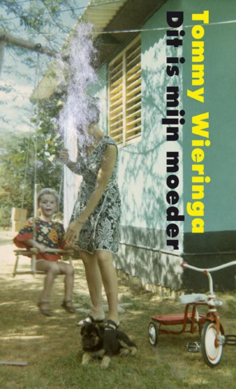 Cover Dit is mijn moeder