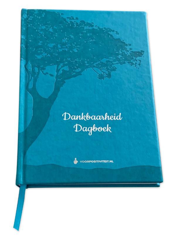 Cover Dankbaarheid dagboek