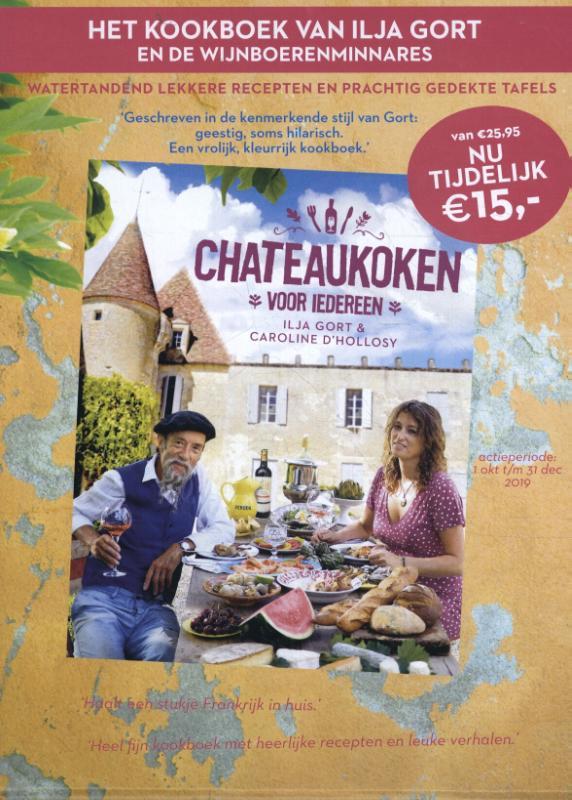 Cover Chateaukoken voor iedereen