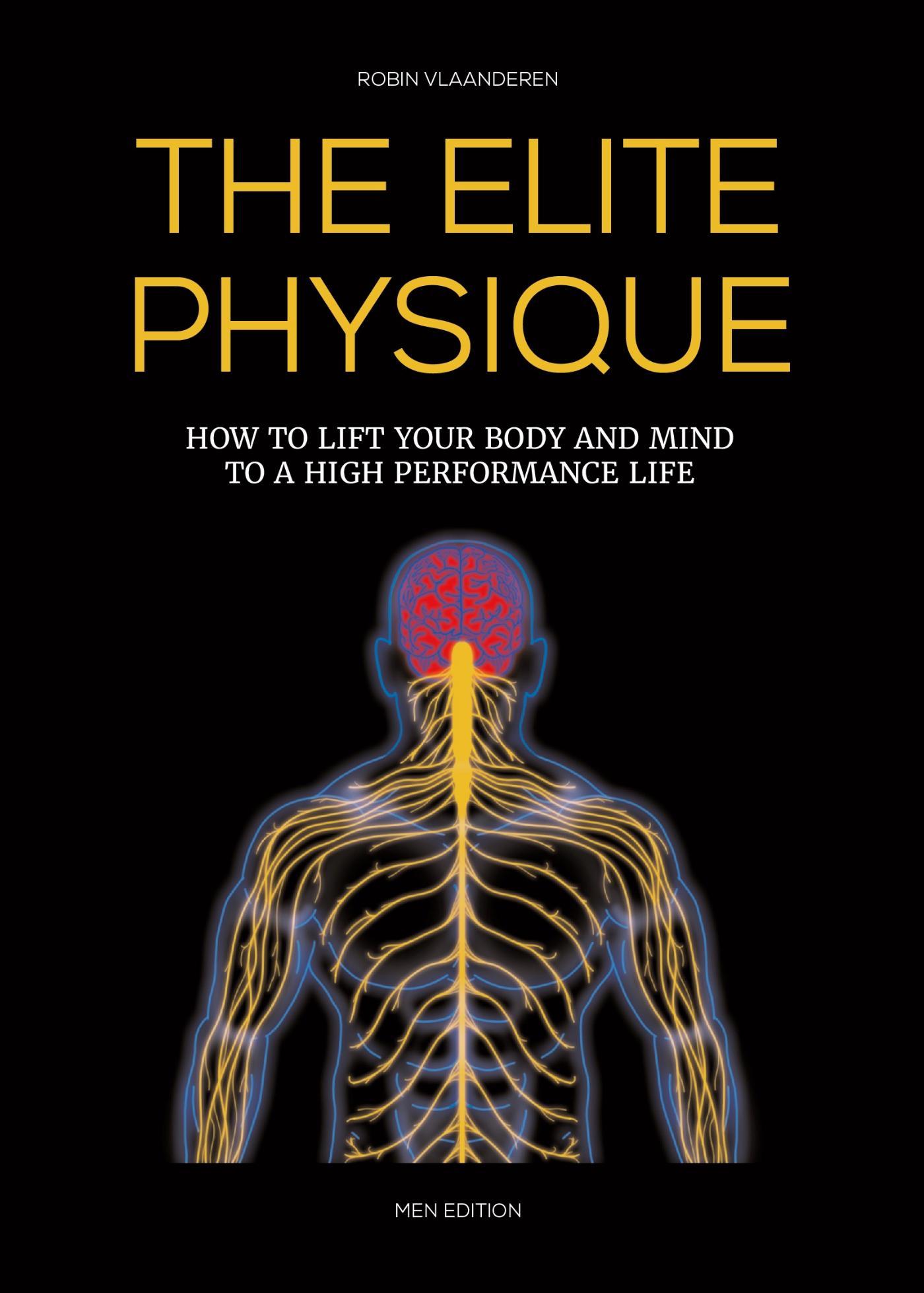 Cover The Elite Physique Men Edition