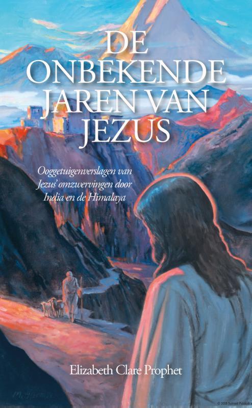 Cover De Onbekende Jaren van Jezus