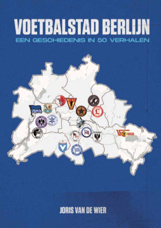 Cover Voetbalstad Berlijn
