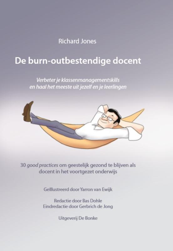 Cover De burn-outbestendige docent