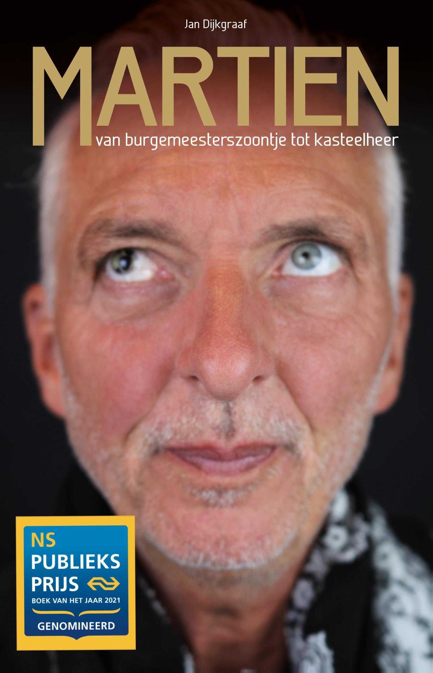 Cover Martien