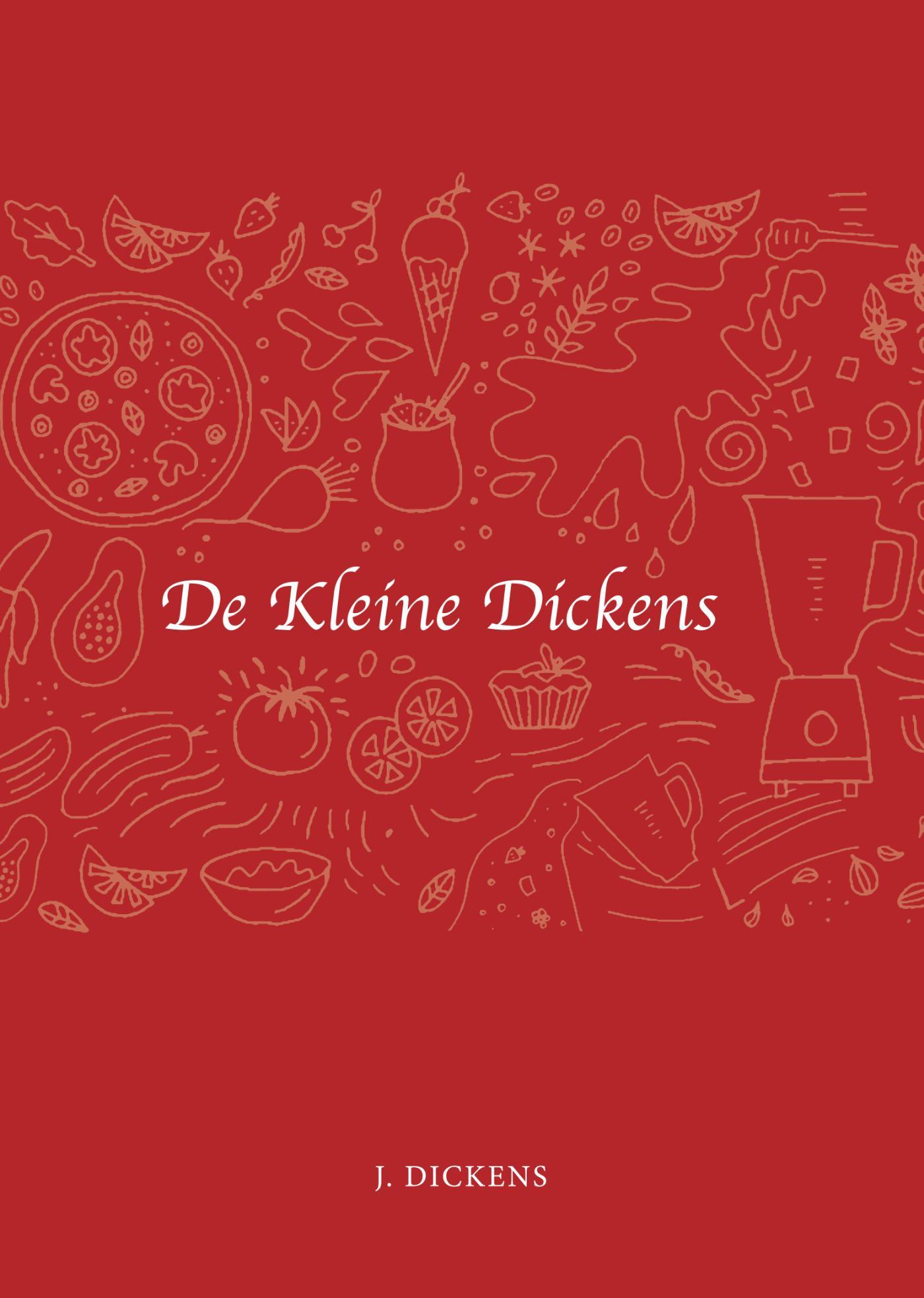 Cover de kleine Dickens