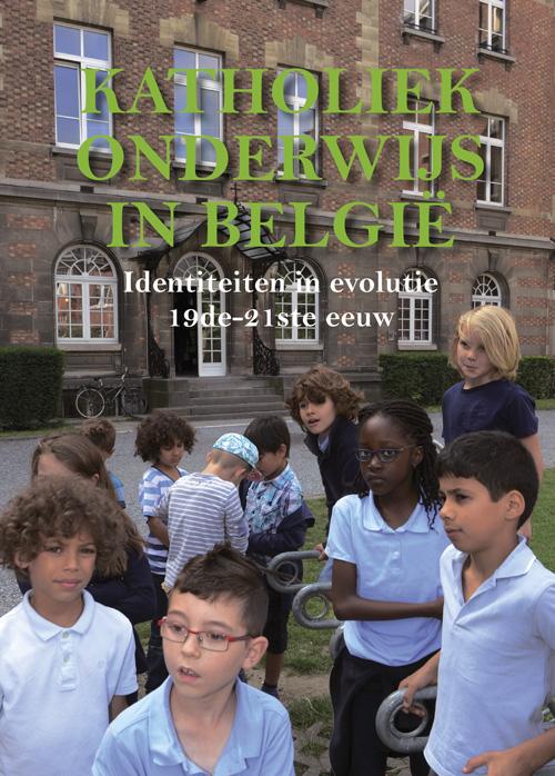 Cover Katholiek onderwijs in België