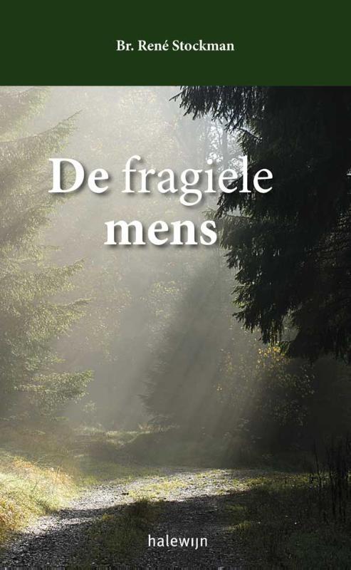 Cover De fragiele mens
