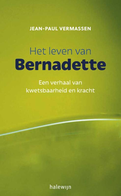 Cover Het leven van Bernadette