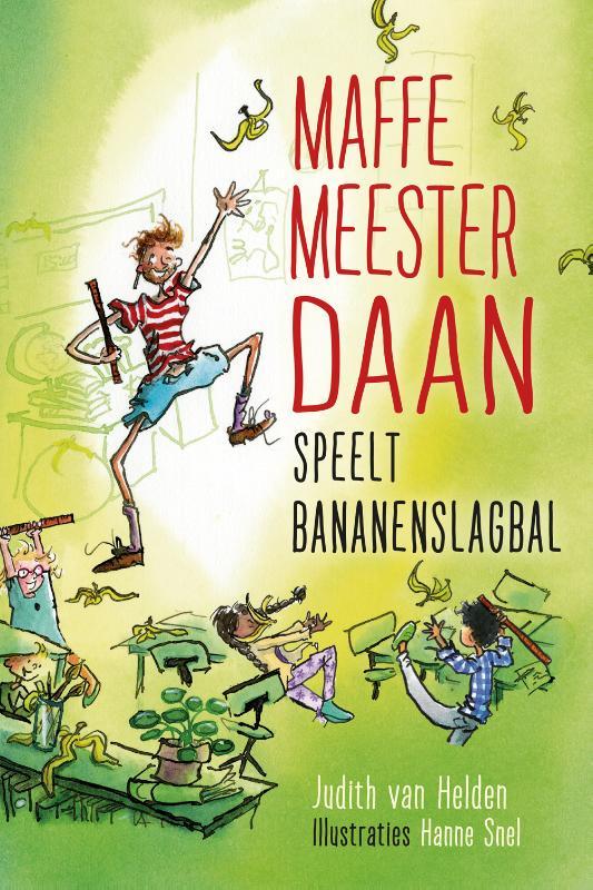 Cover Maffe meester Daan speelt bananenslagbal
