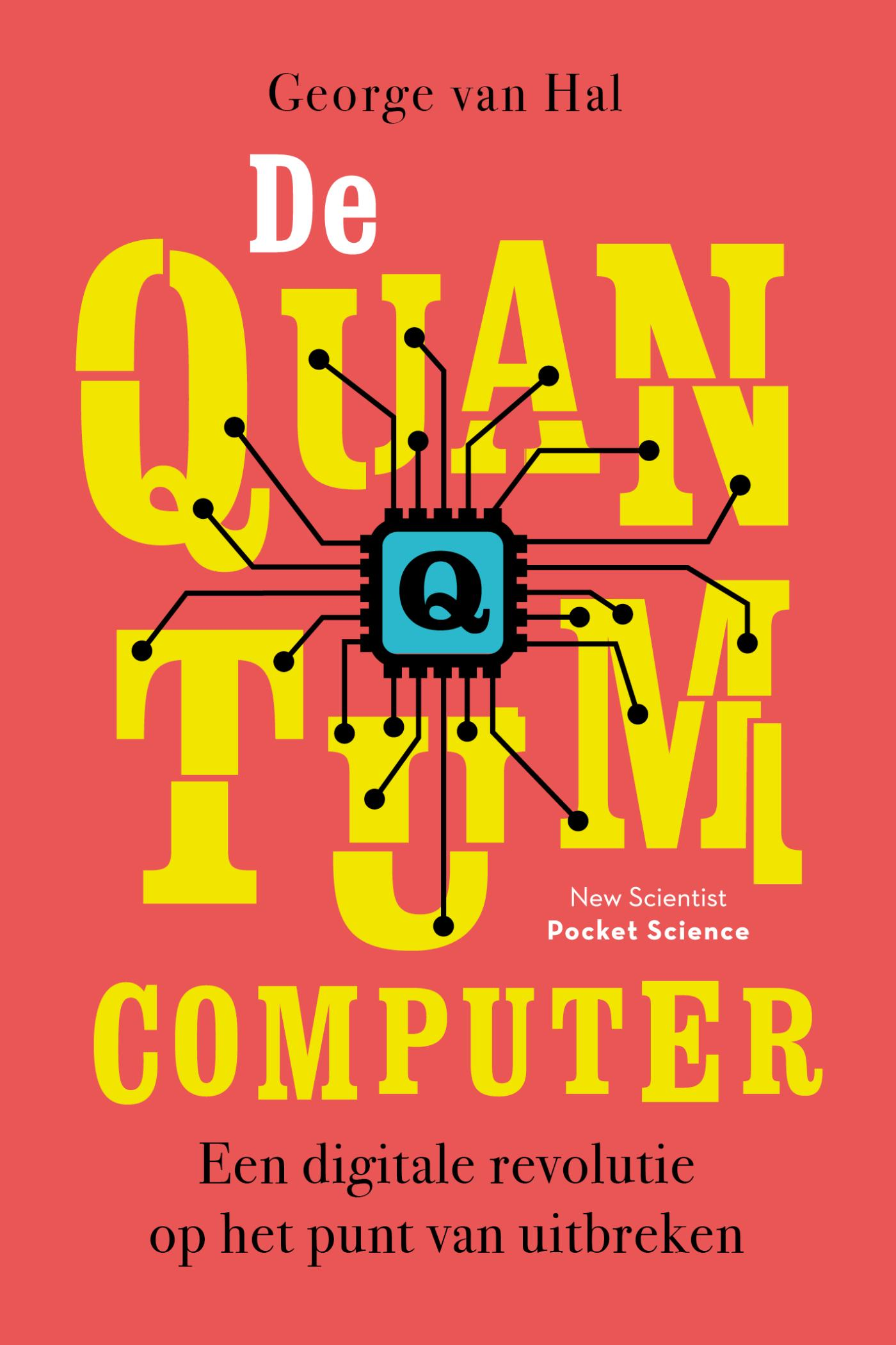 Cover De quantumcomputer