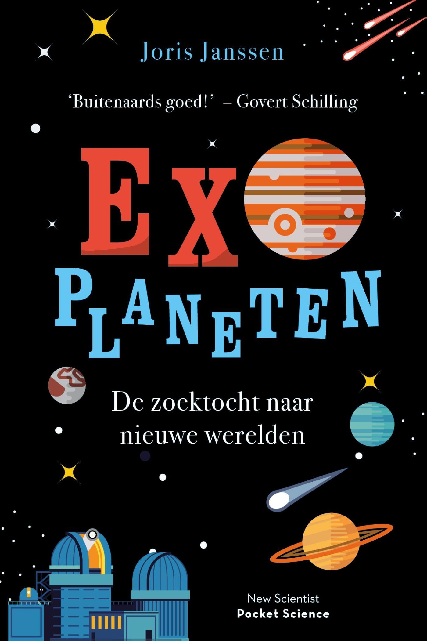 Cover Exoplaneten