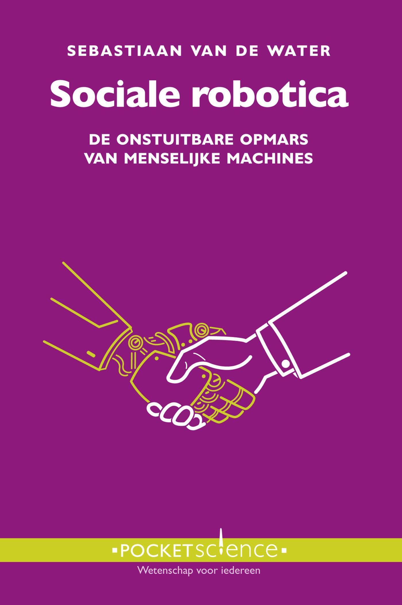 Cover Sociale robotica