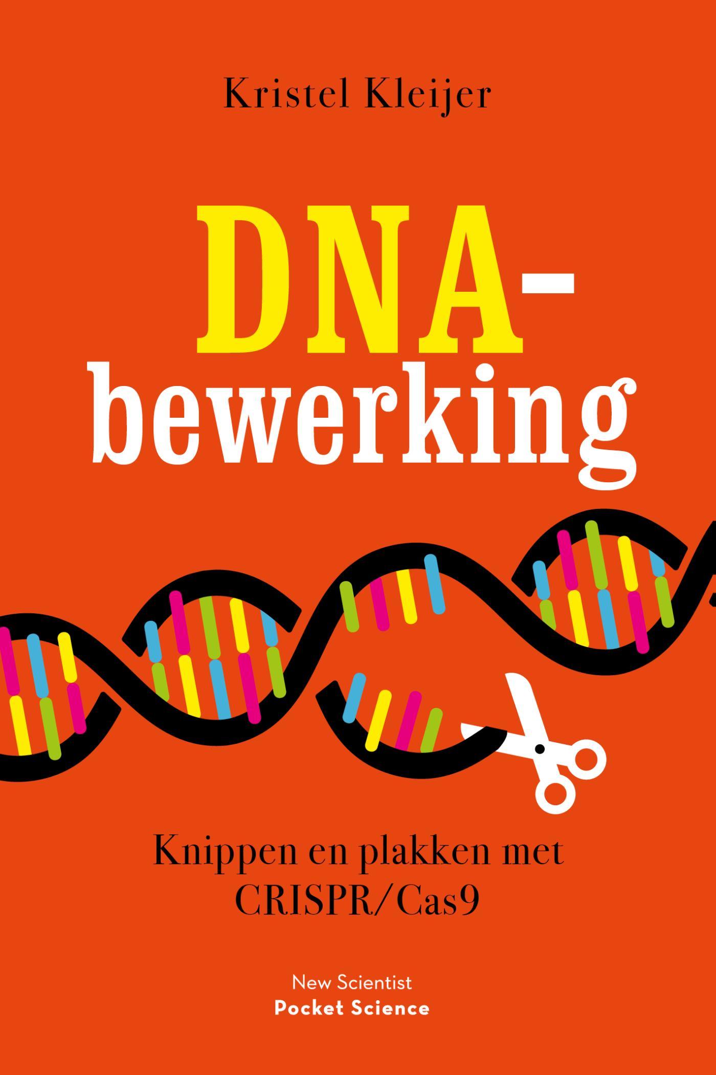 Cover DNA-bewerking