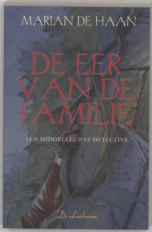 Cover De eer van de familie