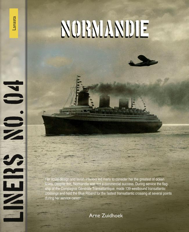 Cover Normandie