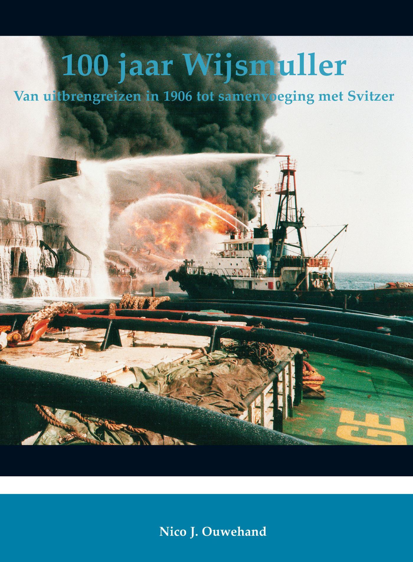 Cover 100 jaar Wijsmuller