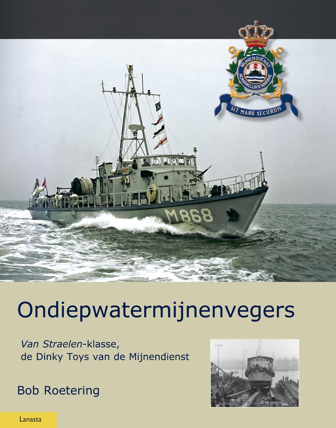Cover Ondiepwatermijnenvegers