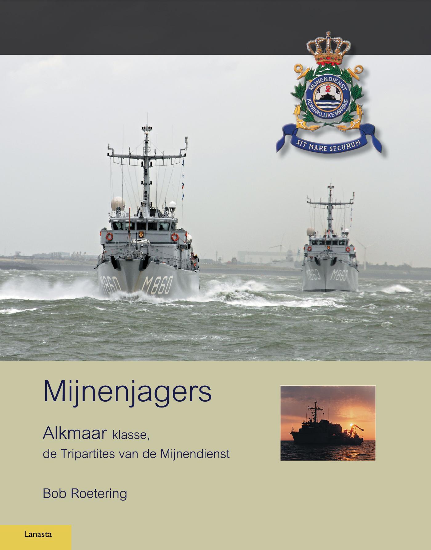 Cover Mijnenjagers Alkmaar klasse
