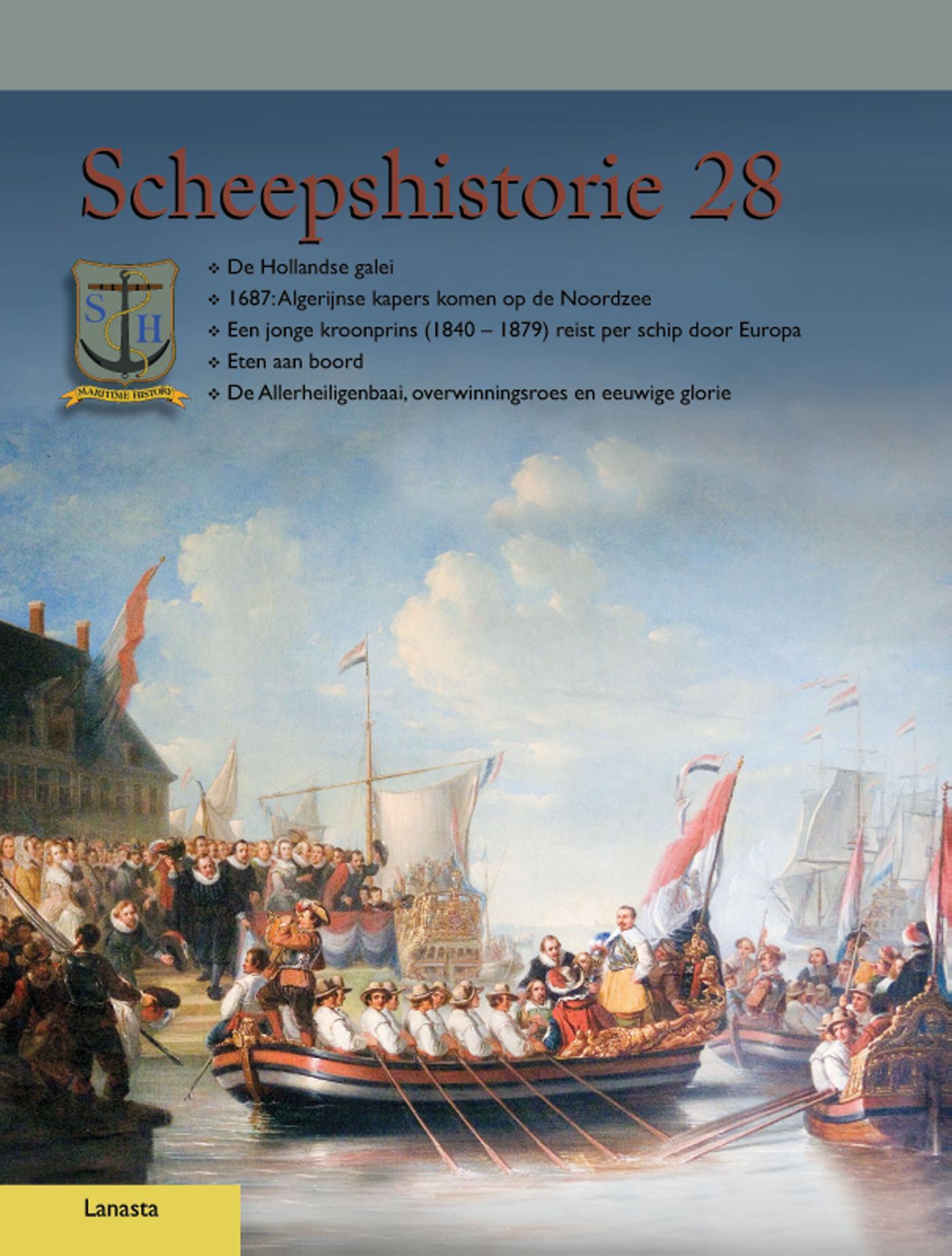 Cover Scheepshistorie 28