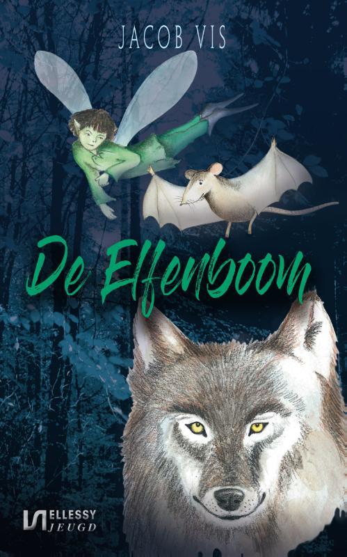 Cover De Elfenboom