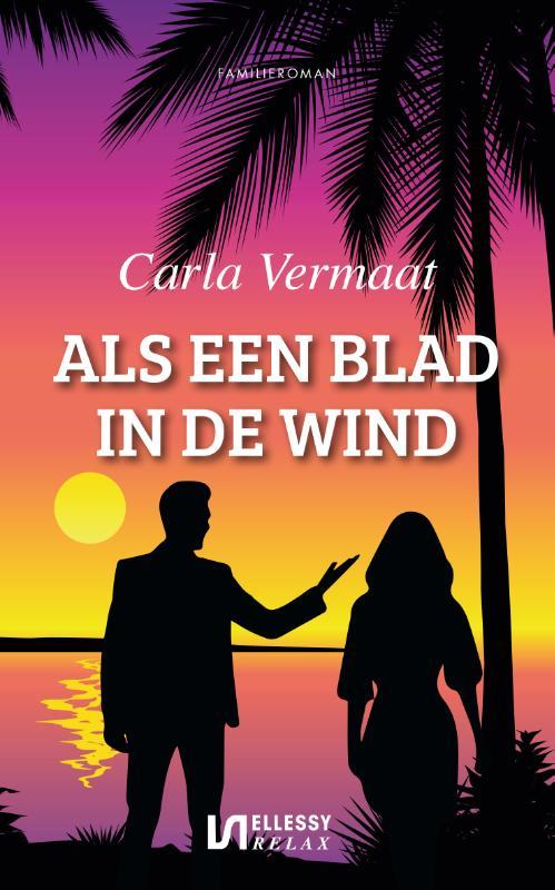 Cover Als een blad in de wind