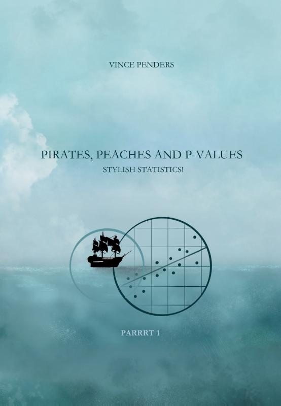 Cover Pirates, Peaches and P-values parrrt 1