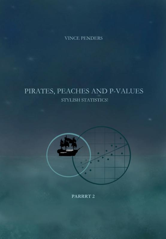 Cover Pirates, Peaches and P-values Parrrt 2