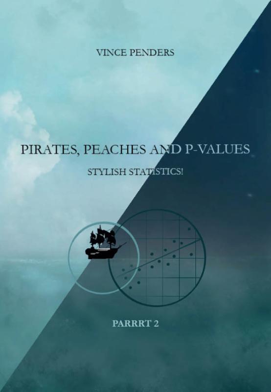 Cover Pirates, Peaches and P-values Parrrt 1 en 2