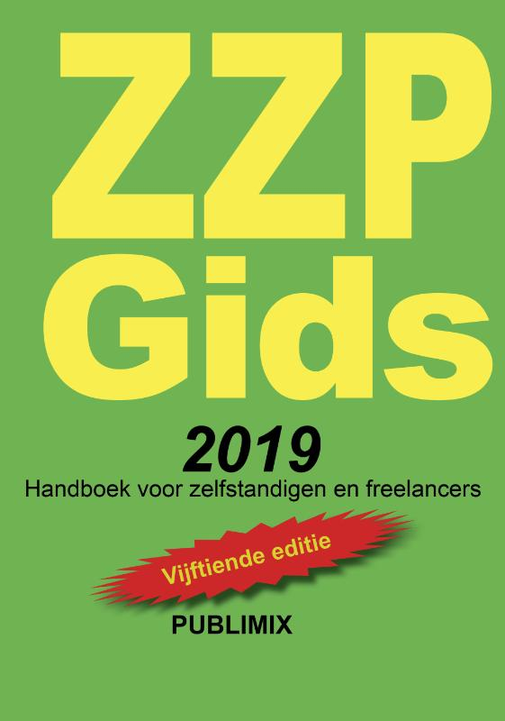 Cover ZZP Gids 2019