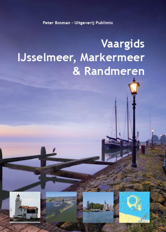 Cover Vaargids IJsselmeer, Markermeer en de Randmeren