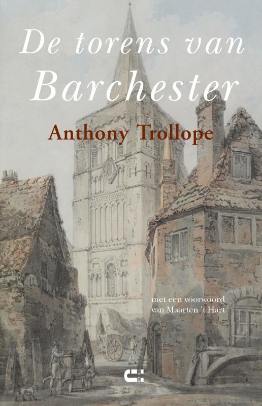 Cover De torens van Barchester