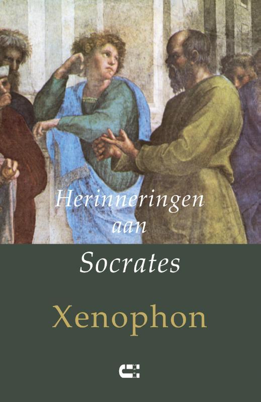 Cover Herinneringen aan Socrates