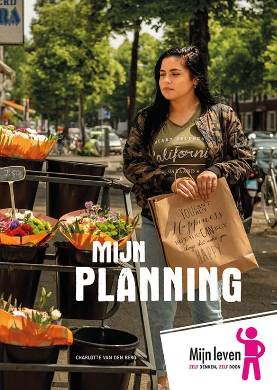 Cover Mijn planning