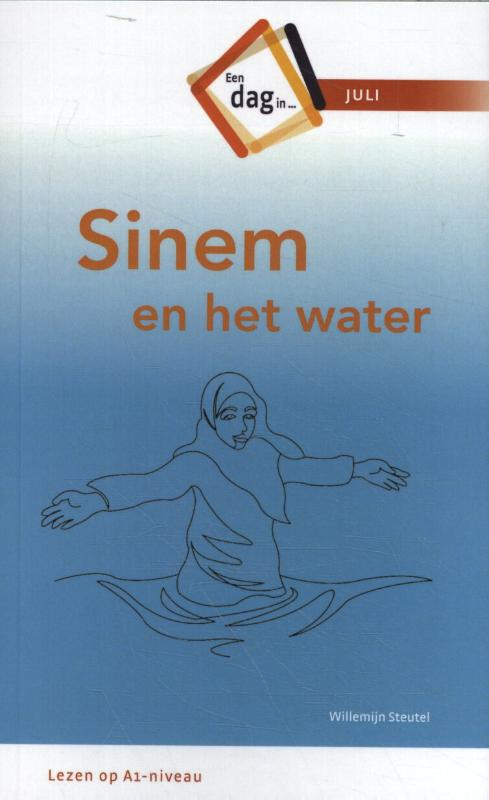 Cover Sinem en het water