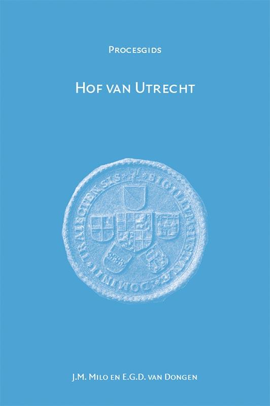 Cover Hof van Utrecht 1530-1811