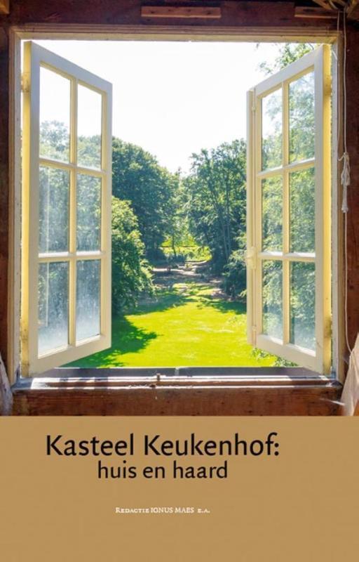 Cover Kasteel Keukenhof: huis en haard