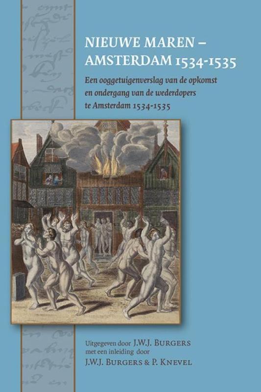 Cover Nieuwe Maren