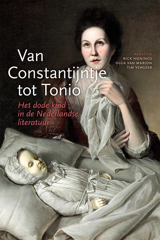 Cover Van Constantijntje tot Tonio