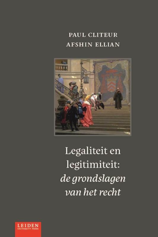 Cover Legaliteit en legitimiteit