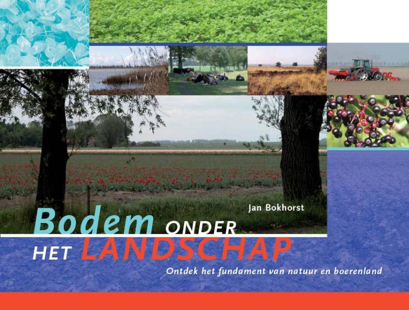 Cover Bodem onder het landschap