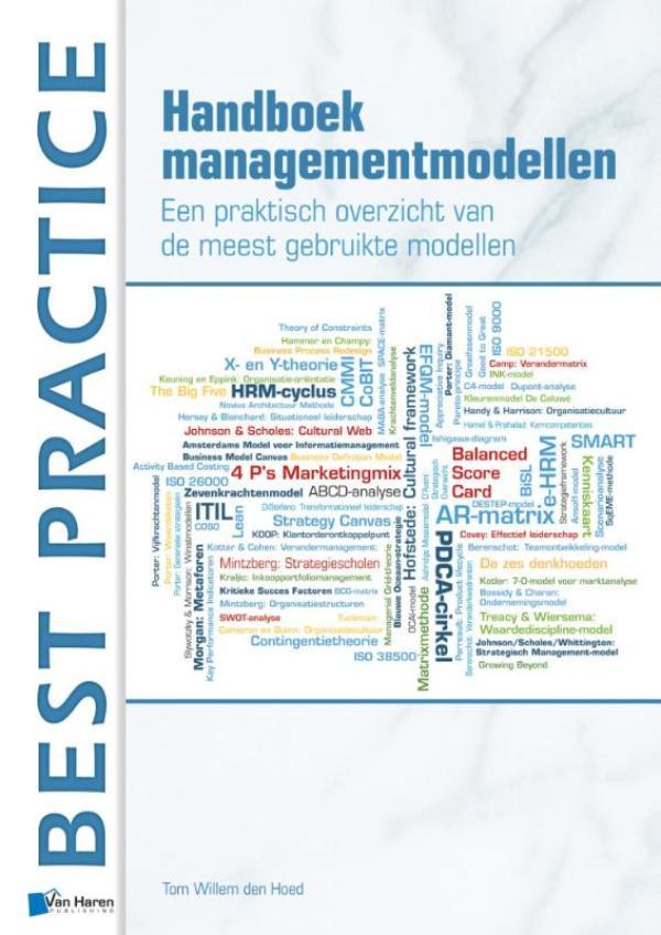 Cover Handboek Managementmodellen