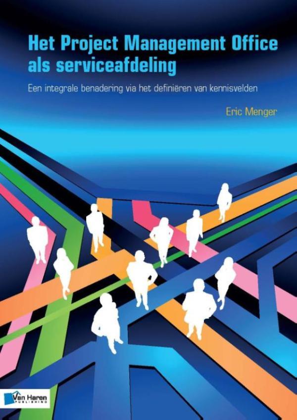 Cover Het Project Management Office als serviceafdeling