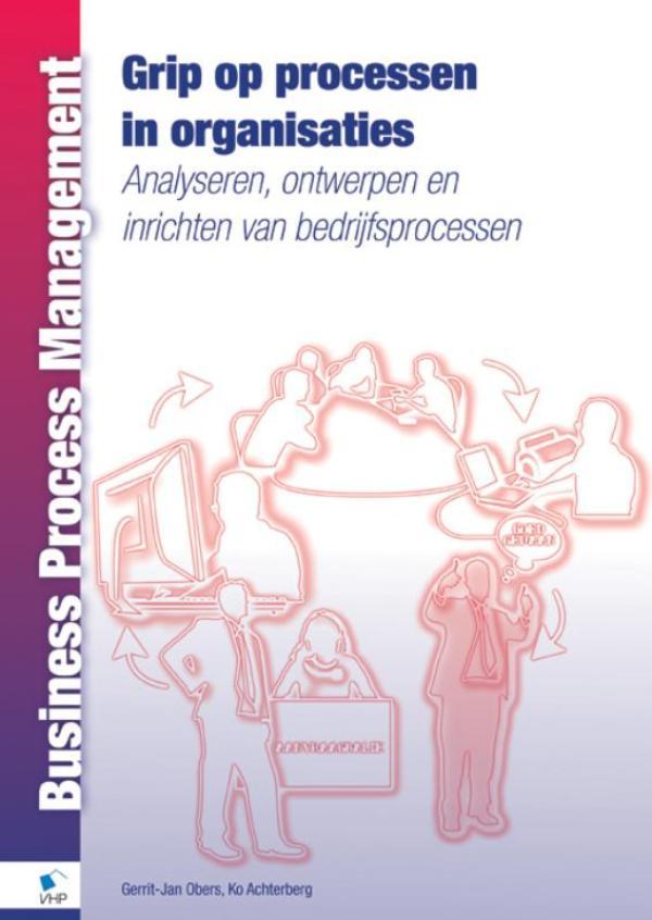 Cover Grip op processen in organisaties