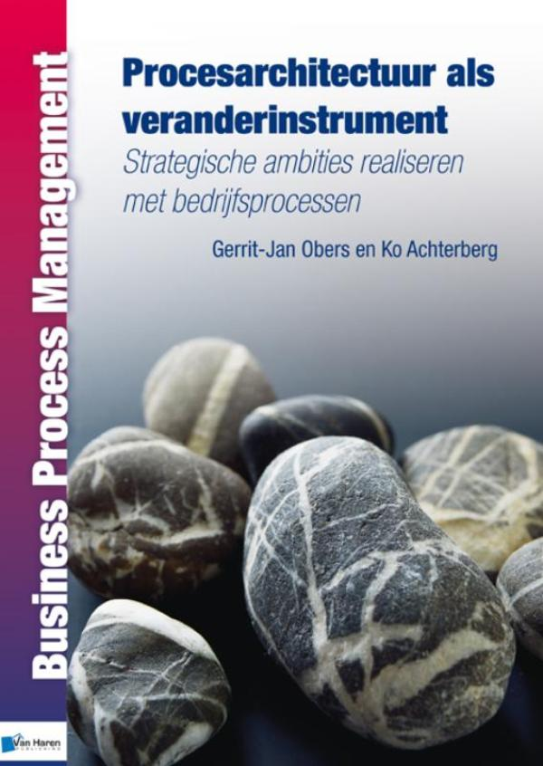 Cover Procesarchitectuur als veranderinstrument