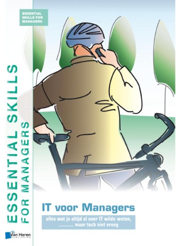 Cover IT voor managers