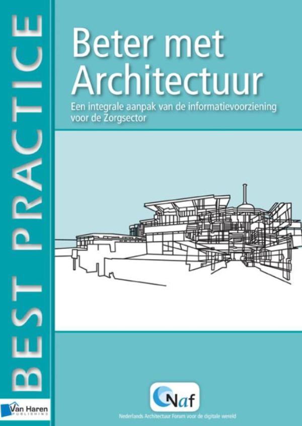 Cover Beter met architectuur
