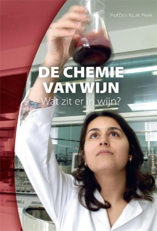 Cover De chemie van wijn