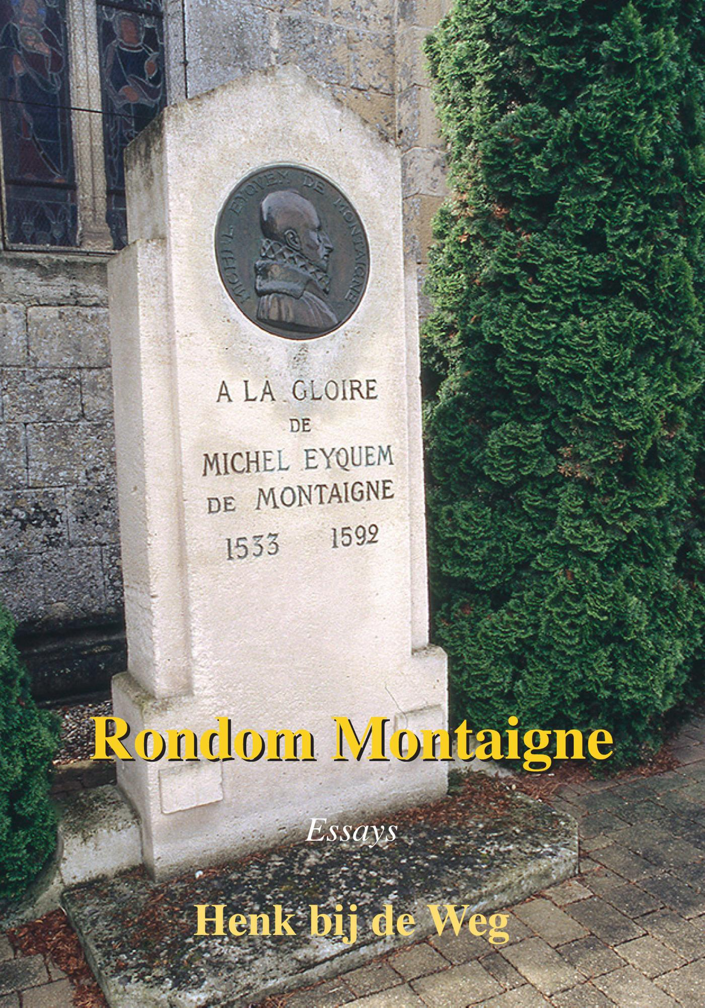 Cover Rondom Montaigne