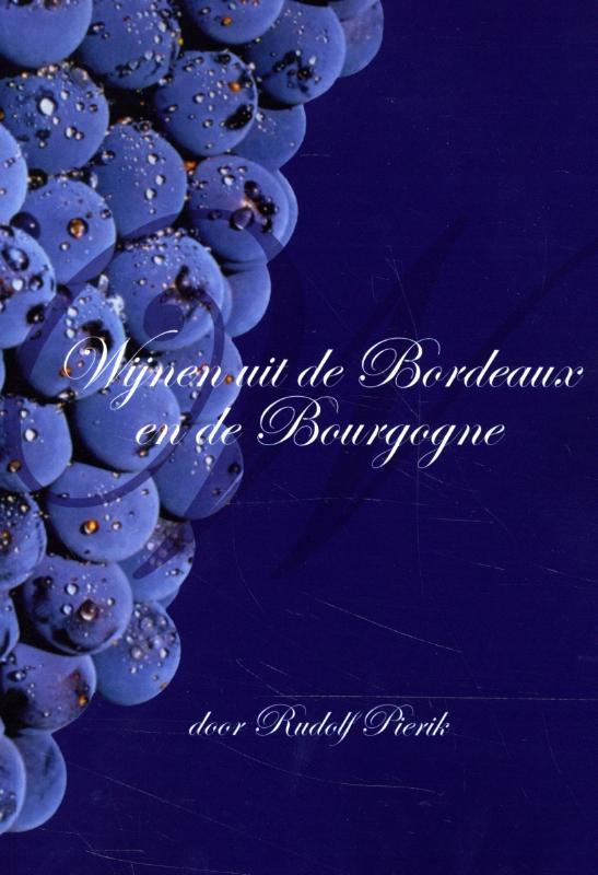 Cover Wijnen uit de Bordeaux en de Bourgogne