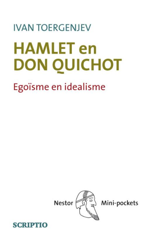 Cover Hamlet en Don Quichot
